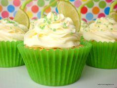 La dulce Magdalena: Porque un verano sin Cupcakes de Mojito no es un verano auténtico...