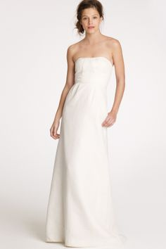 J Crew Cotton Cady Erica Gown