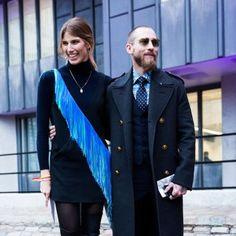 Scouting Standout Street Style at London FashionWeek