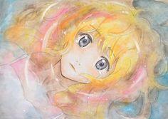 Orange by iBluePanda on DeviantArt Sad Anime, Anime Love, Manga Anime, Anime Art, Hibi Chouchou, Your Lie In April, Precious Children, Beautiful Places To Travel, You Lied