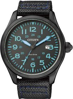 Citizen Eco Drive BM6835-07E Blue