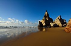 Sintra-Cascais Natural Park, Portugal - OGQ Backgrounds HD