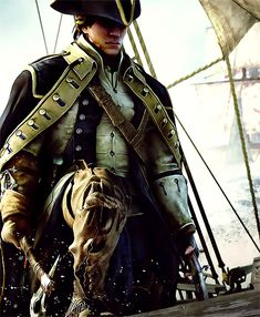 Captain Connor Kenway