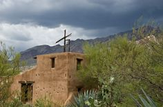 DeGrazia's Chapel in Tucson, Arizona