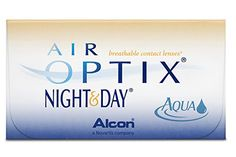 Air Optix Night & Day Aqua Monatslinsen weich, 6 St�ck / BC 8,6 mm / DIA 13,8 mm / -03,50 Dioptrien
