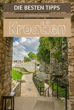 Croatia Travel - Your tips for Croatia - Lieux de voyage Africa Destinations, Holiday Destinations, Travel Destinations, Travelling Tips, Travel Tips, Travel Hacks, Car Travel, Holiday World, Les Continents