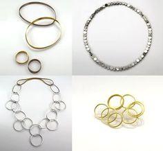 jewellery by HILDE VAN BELLEGHEM