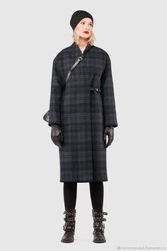 Купить Пальто женское зимнее - изделие № 41 в интернет магазине на Ярмарке Мастеров