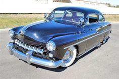 Gorgeous!!!! 1951 Mercury | 1951 mercury deluxe custom