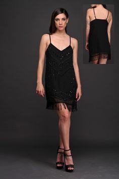 Vestidos Flapper, Outfits, Dresses, Fashion, Slip Dresses, Female Clothing, Fall Winter, Night, Women