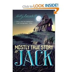 the mostly true story of jack by kelly barnhill