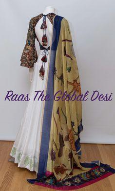 Choli Designs, Lehenga Designs, Blouse Designs, Dress Indian Style, Indian Dresses, Indian Wear, Indian Wedding Outfits, Indian Outfits, Western Outfits