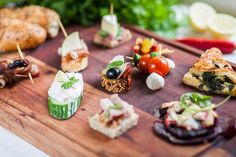Který tip si vyberete vy? Finger Foods, Tapas, Sushi, Appetizers, Snacks, Ethnic Recipes, Party, Tapas Food, Finger Food