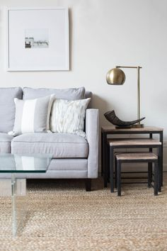 Giveaway: Win an Interior Define x The Everygirl Sofa | The Everygirl