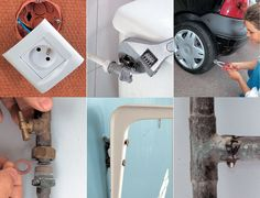 Electricité, mécanique, plomberie, fixation ou petit bricolage : Système D vous explique comment venir à bout vous-même de 5 problèmes courants dans la...