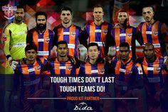 FC Pune City Team, ISL 2014