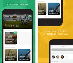 GameOn Merges Content And Passion With Real-Time Fan Communication to create a…