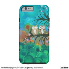 Hoolandia (c) 2013 – Owl Couples Tough iPhone 6 Case