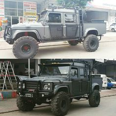 Land Rover  beauty.                                                                                                                                                     More