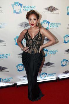 Model Celebrities Celebrity Adrienne Bailon