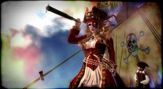 The Salty Elf - http://threadsandtuneage.com/salty-elf/?Pinterest  -#Aisling, #Alchemy, #Anc, #Bluebeard, #Captain, #DelMay, #Enchantment, #Exile, #FantasyGachaCarnival, #LaPetiteMorte, #Pirate, #PirateCat, #PirateMonkey, #Tarnished, #TheMuses