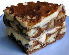 Tiramisu Bread Pudding