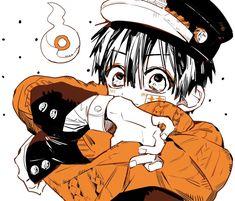 Some fluffy Halloween Hanako-kun art from. - Updates for Toilet-bound Hanako-kun Anime Ai, Manga Anime, Neko, Arte Grunge, Hanako San, Ghost Boy, Cute Icons, Animes Wallpapers, Monster