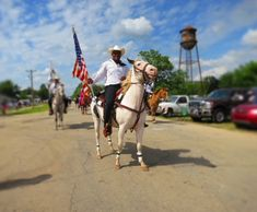 Boley Memorial Day Parade, May 2013. See much more about Oklahoma's black towns at www.struggleandhope.com
