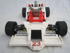Lego Mclaren M26 1:8 scale http://www.flickr.com/photos/135480524@N02/22530958626/
