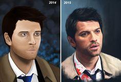 1 Year Progress By Zary