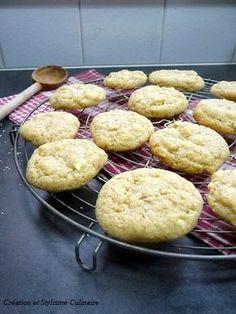 Attention, forte addiction possible à cette recette de cookies sans gluten au beurre de cacahuète !