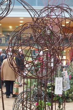 moore designs steel sculpture