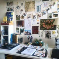 57 Cozy Diy Apartment Decor Ideas - nicolette news Dream Rooms, Dream Bedroom, Bedroom Inspo, Bedroom Decor, Decor Room, Bedroom Colors, Bedroom Ideas, Uni Room, Dorm Room Art
