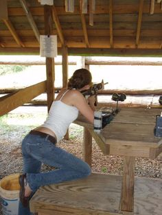If you own a gun, it's your responsibility to practice shooting it!