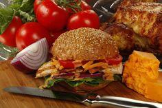 Muscle Maker Grill - Chicken Breast Signature Sandwich