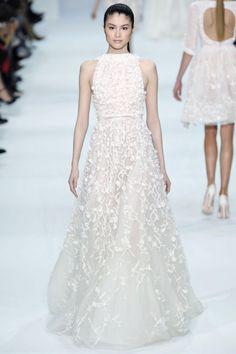 Elie Saab Haute #Couture S/S 2012/13  #wedding