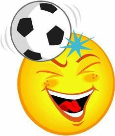 Smileys Emojis Soccer ball Football Source by
