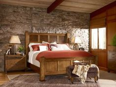 Photos of the Rustic Bedroom Ideas