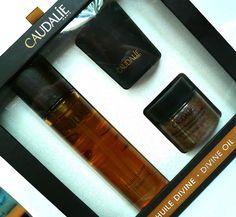 Alenka's beauty: Caudalie. Divine Oil, Crushed Cabernet Scrub, Scen...
