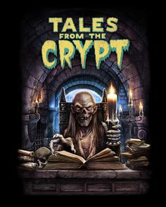 Fright-Rags release Tales from the Crypt shirts & box set for 25th anniversary
