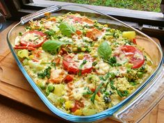 Healthy Dinner Recipes, Healthy Snacks, Vegetarian Recipes, Rabbit Food, Vegan Foods, No Cook Meals, Italian Recipes, Food To Make, Chicken Recipes