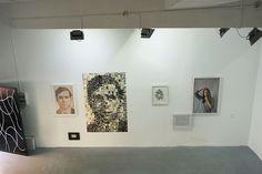 """Vincent Sáez y Vicky Méndiz en la #Exposición """"Fotógrafos de la Casa Velázquez"""" en Cruce #Madrid  #Fotogafía #Photography #PHE16 #PHOTOESPAÑA #Arterecord 2016 https://twitter.com/arterecord"""
