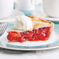 Tarte aux pommes et fraises de l'ile d'Orléans - Recettes - Cuisine et nutrition - Pratico Pratiques