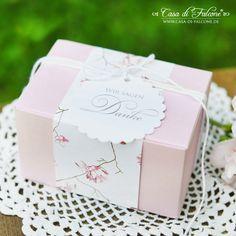 Geschenkanhänger I Papieranhänger I Geschenkschachtel I Hochzeit I Gastgeschenke I Danke Anhänger I www.casa-di-falcone.de
