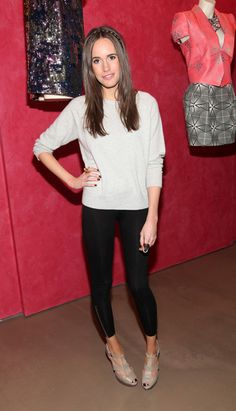 My Style Inspiration: Louise Roe