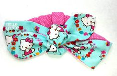 Hello KittyTop knotSanrio Headband Toddler by KnotsfromNix