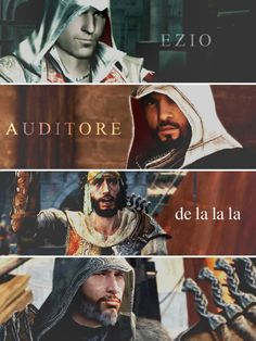 Assassin's Creed - HAHAHAH!! I'm playing Revelations right now, and I laughed at this harder than I should! xD
