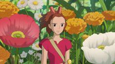 Días de Cine: 'Arriety y el mundo de los diminutos', de Hayao Miyazaki