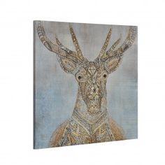 [art.work] Quadro decorativo stampa su tela incl. cornice barella 48,40 €
