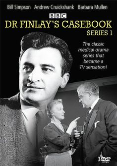 Dr Finlay's Casebook: with Bill Simpson, Andrew Cruickshank, Barbara Mullen, Eric Woodburn. Medical Drama, Vintage Tv, Vintage Photos, Old Shows, My Childhood Memories, Teenage Years, Old Tv, Classic Tv, Period Dramas